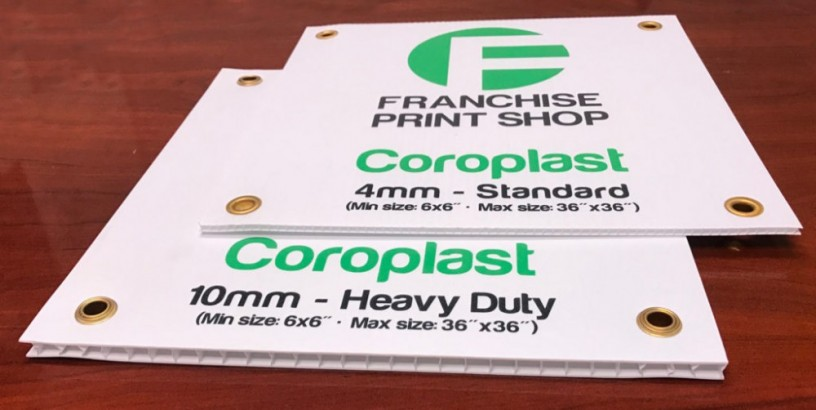 Corrugated / Foam Boards Direct Printing, Wattala
