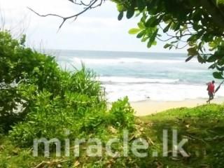 Stunning Beachfront Land for sale in Mirissa