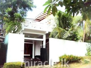 Modern House for sale in Dehiwala