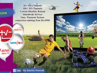 Dish tv videocond2h sundirect recharge