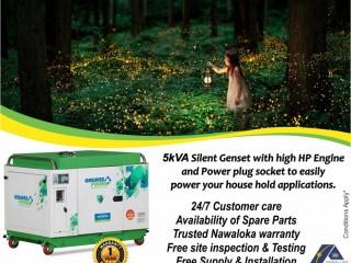 Nawaloka Diesel Power Generators