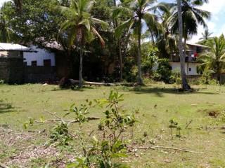Rectangular bare land for urgent sale