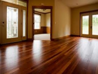 Floor tile wood