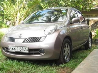 Nissan March K 12