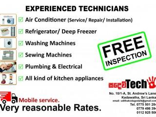 Experienced AC Technician