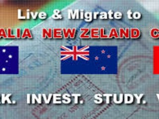 Immigration Australia Canada New Zealand Skill Migrant points System - our goal is your success in immigration Expess Skilled Migrant point system send your details by email provided for FREE assessment