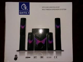 OLIK Multimedia Speaker System 5.1