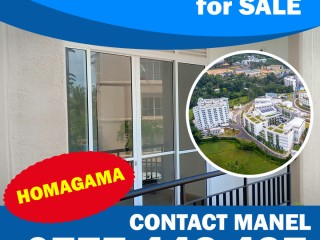 Newly Built Apartment for Sale in Homagama