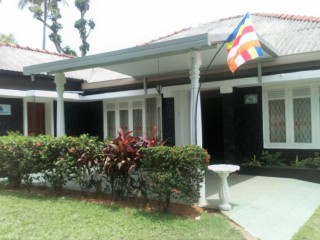 House available for rent in Panadura town.