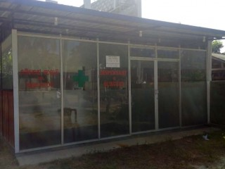 Shop and medicle center for rent