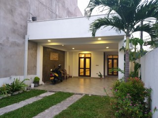 Brand New House For Sale at Boralesgamuwa