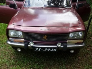 Peugoet 504 1976