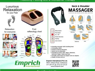 Emprich Electric Foot Massager