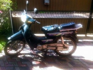 Loncin LX- 100 Bike for Sale