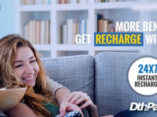 Buy Dth Connection Online | Secure Online Recharge @ Dthpay