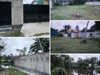 Land in Wadduwa (Thalpitiya)