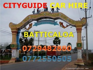 CITY GUIDE CAR HIRE